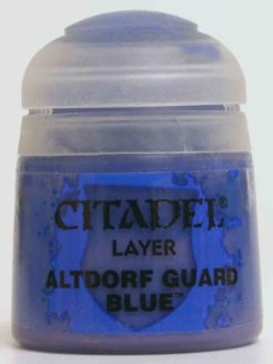 Citadel Layer Paints - Altdorf Guard Blue