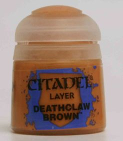 Citadel Layer Paints - Deathclaw Brown