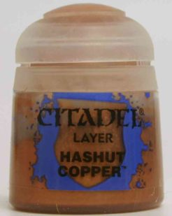 Citadel Layer Paints - Hashut Copper