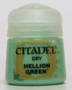 Citadel Dry Paints - Hellion Green