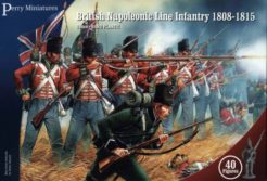 Perry Miniatures British Napoleonic Line Infantry