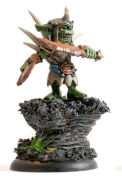 Shadow Miniatures Goblin Berserker