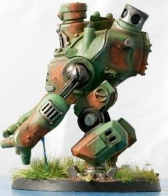 "Shadow Miniatures Small Robot ""Rustbucket"""