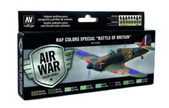 """Model Air Set - RAF & FAA Special """"Battle of Britain"""" WWII"""