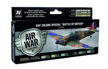 "Model Air Set - RAF & FAA Special ""Battle of Britain"" WWII"