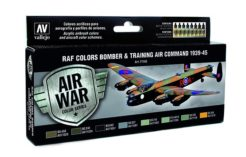 Model Air Set - RAF & FAA Bomber Air Command & Training Air 1939 - 45