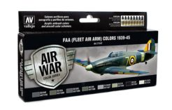 Model Air Set - RAF & FAA Fleet Air Arm 1939-45