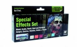 Vallejo Game Color Special Effects Set