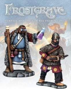 Frostgrave Apothecary and Marksman