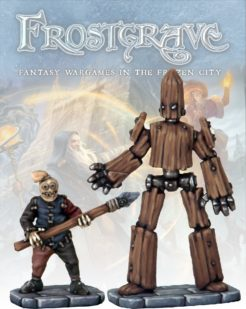 Frostgrave Small and Medium Construct