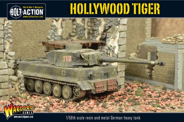 Hollywood Tiger Snm Stuff