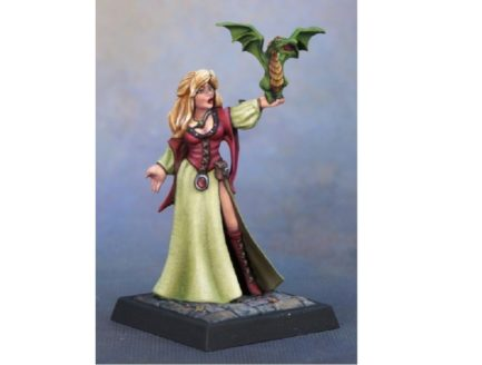 Reaper Miniatures Silver Anniversary Trista the Loremistress