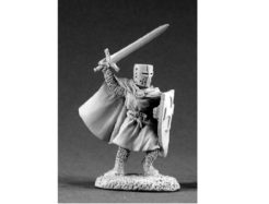 Reaper Dark Heaven Legends 02119 Knight Templar