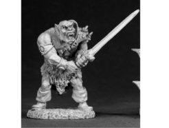 Reaper Dark Heaven Legends 02335 Black Orc Warrior
