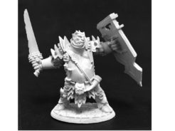 Reaper Dark Heaven Legends 03761 Half Ogre Fighter