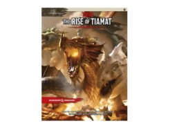 Dungeons & Dragons Rise of Tiamat Adventure:Tyranny of Dragons