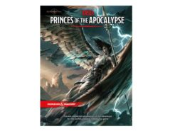 Dungeons & Dragons Elemental Evil: Princes of the Apocalypse Adventure