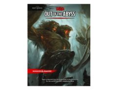 Dungeons & Dragons RPG Adventure Rage of Demons - Out of the Abyss