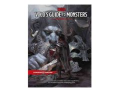 Dungeons & Dragons 5th Edition Volo's Guide to Monsters