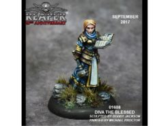 Reaper Miniatures Silver Anniversary Diva The Blessed