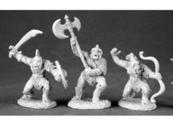 Reaper Dark Heaven Legends 03502 DHL Classics Orcs