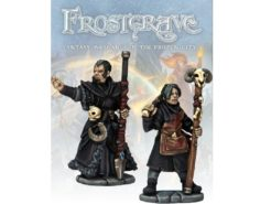 Frostgrave Necromancer and Apprentice