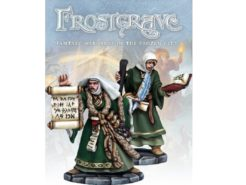 Frostgrave Sigilist and Apprentice