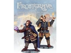 Frostgrave Soothsayer and Apprentice