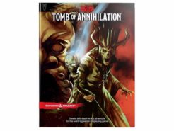 Dungeons & Dragons RPG Adventure Tomb of Annihilation