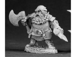 Reaper Dark Heaven Legends 03035 Hagar Dwarven Hero