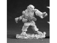 Reaper Dark Heaven Legends 03044 Burl Oakfist Dwarf Monk