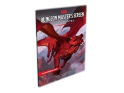 Dungeons & Dragons RPG Dungeon Masters Screen Reincarnated