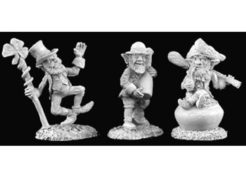 Reaper Dark Heaven Legends 02921 Leprechauns (3)