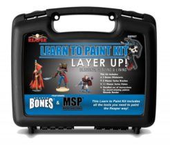 Reaper Learn To Paint Kit - Layer Up !