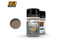 AK Interactive Pigments - City Dirt