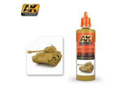 AK Interactive Dark Yellow Primer 60ml