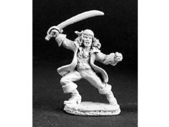 Reaper Dark Heaven Legends 03131 Eric Swiftblade Swashbuckler