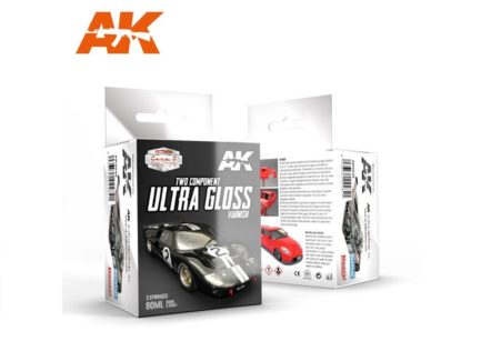 AK Interactive - Ultra Gloss Varnish
