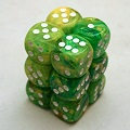 Chessex Signature 6-Sided Dice Sets