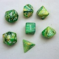 Chessex Signature Polydice Sets