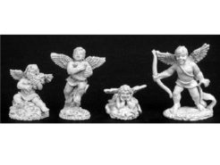 Reaper Dark Heaven Legends 02787 Cupid and Cherubs (4)