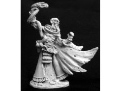 Reaper Dark Heaven Legends 02797 Taenar Cultist Leader