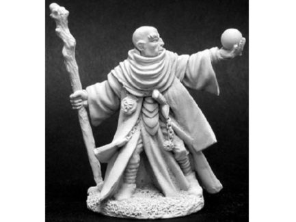 Reaper Dark Heaven Legends 02807 Lamann Sorcerer