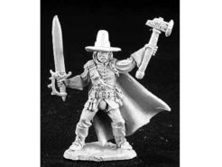 Reaper Dark Heaven Legends 02861 Abram Duskwalker