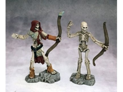 Reaper Dark Heaven Legends 03755 Skeletal Archers (2)