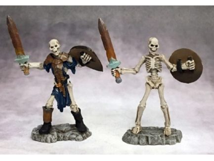 Reaper Dark Heaven Legends 03756 Skeletal Swordsman (2)