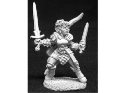 Reaper Dark Heaven Legends 02708 Janara Half Orc Female