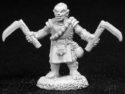 Reaper Dark Heaven Legends 02709 Biff Halfling Monk