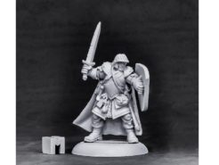 Reaper Dungeon Dwellers 07002 Baran Blacktree Veteran Warrior