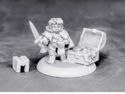 Reaper Miniatures Dungeon Dwellers 07004 Stitch Thimbletoe